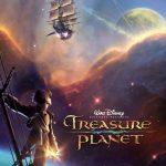 Treasure Planet Movie Poster