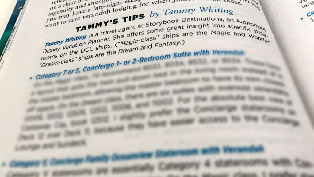 UGDCL 2018 Tammys Tips