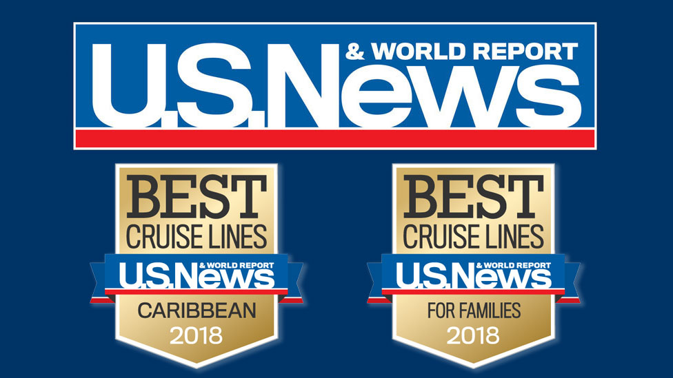 US New World Report Best Cruise Lines 2018