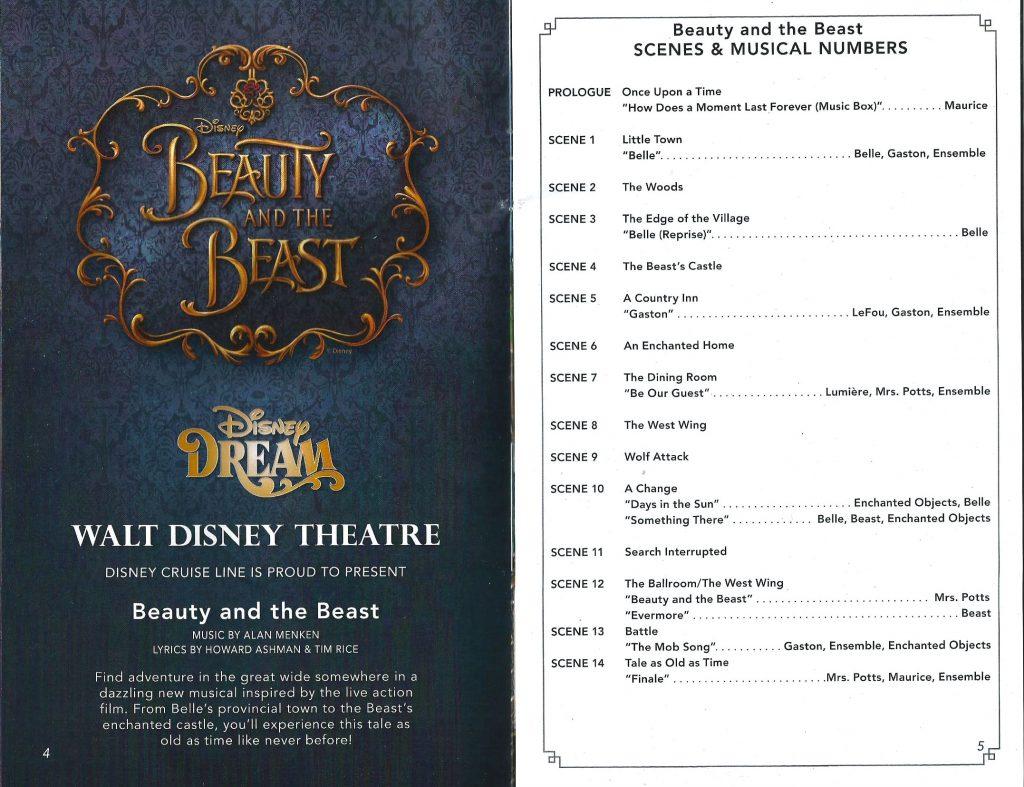 Beauty And The Beast Tonight Scenes November 2017