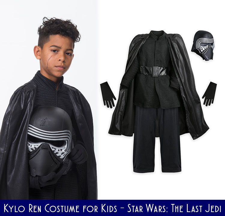 DCL BBB SWDAS Kids Kylo 2018