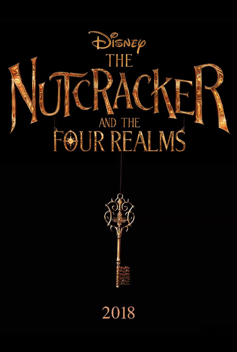 Nutcracker Four Realms Movie Teaser Poster
