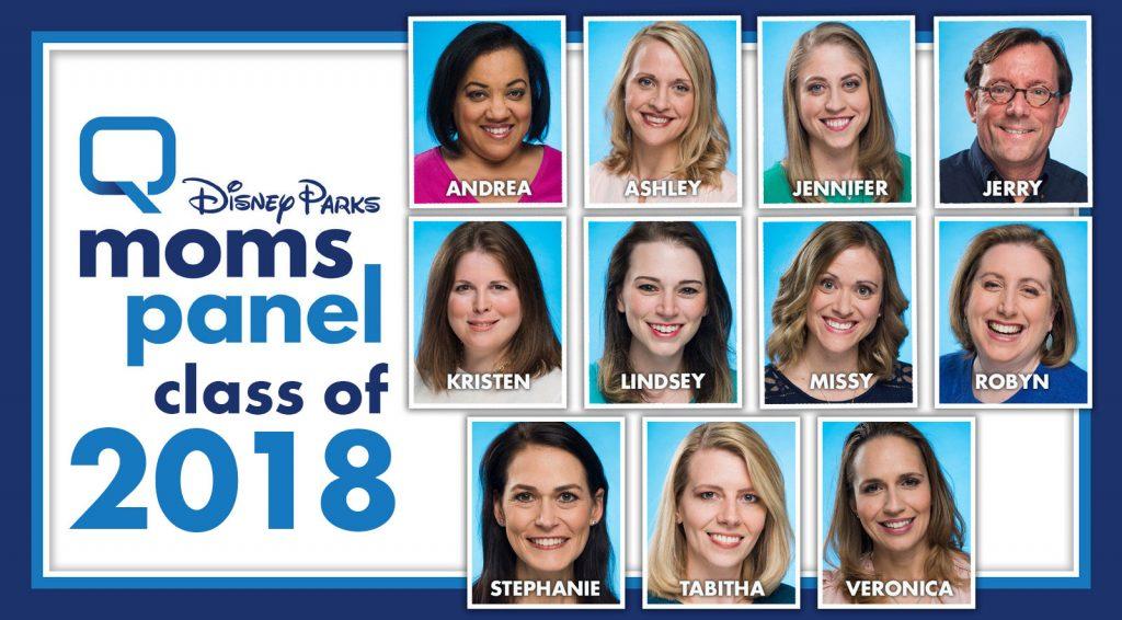 2018 Class Disney Parks Moms Panel