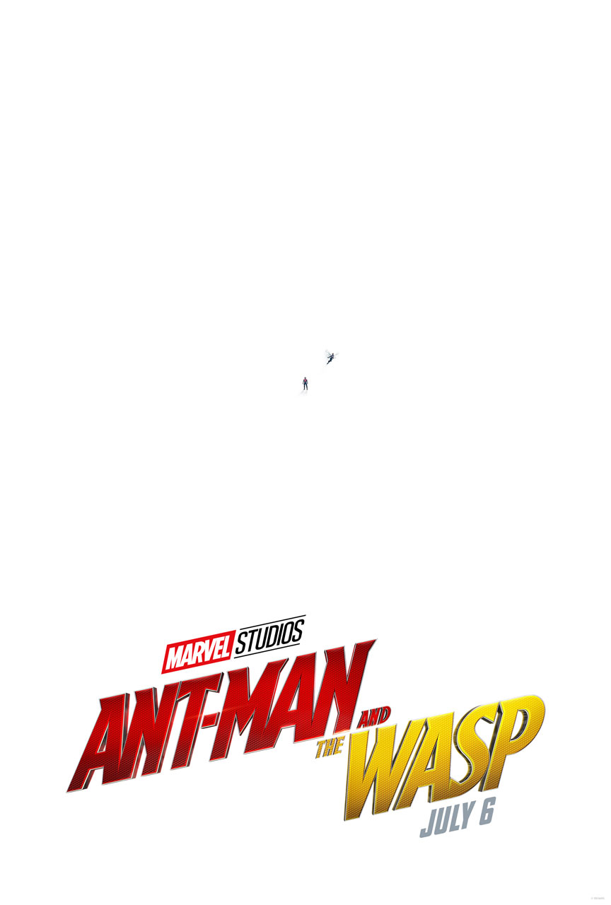 AntMan Wasp Movie Poster
