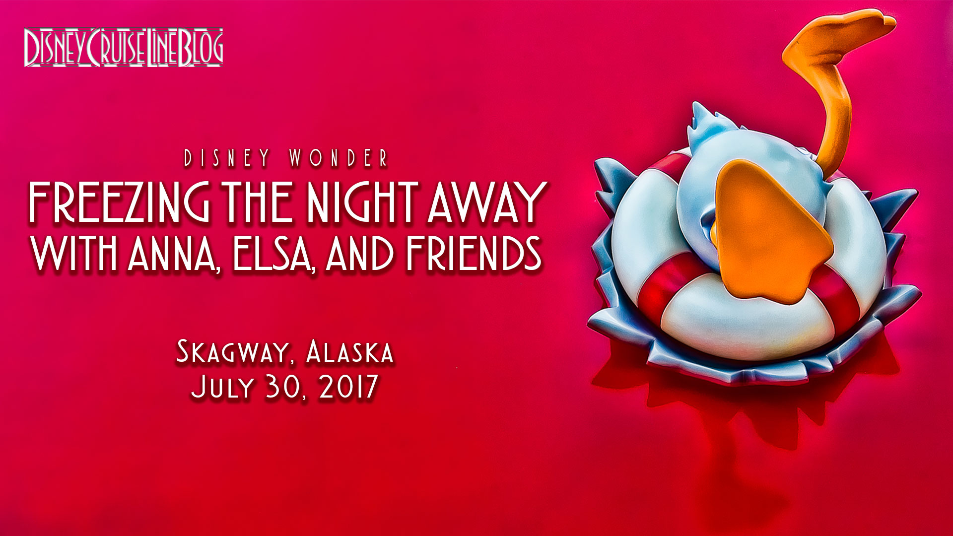 Freezing Night Away Wonder Skagway 20170730 Video