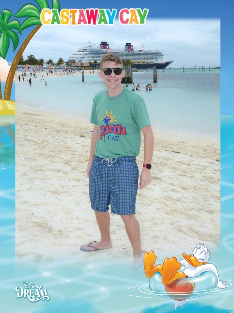 Gorda Cay Shirt Ed Tomaselli 20180114