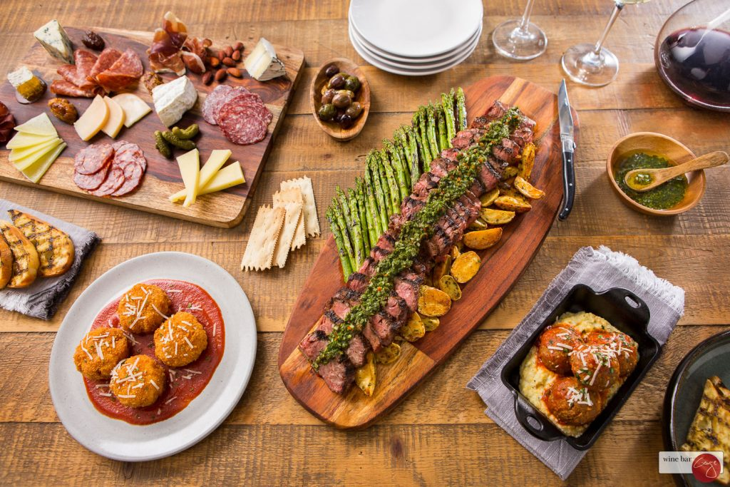 Wine Bar George Food Concepts