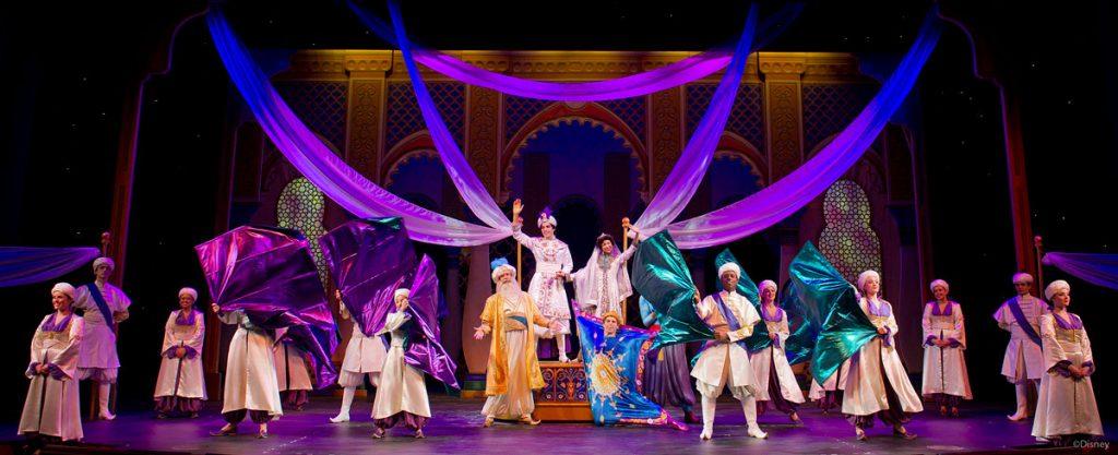 DCL Aladdin Musical Spectacular Finale Ensemble