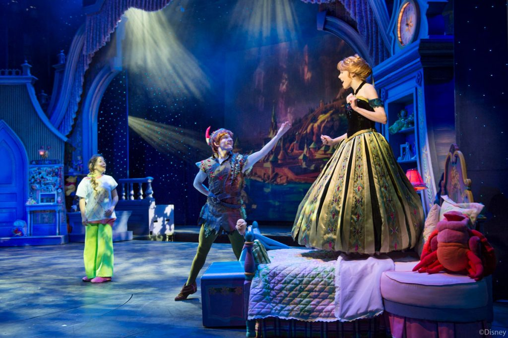 DCL Disney Dreams Enchanted Classic Ann Anna Peter