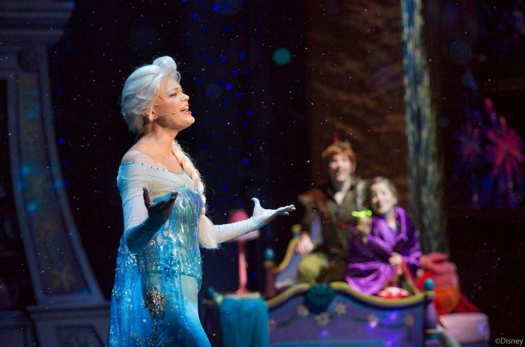 DCL Disney Dreams Enchanted Classic Elsa 1