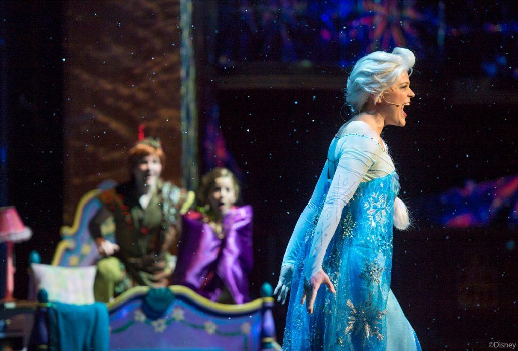 DCL Disney Dreams Enchanted Classic Elsa 2