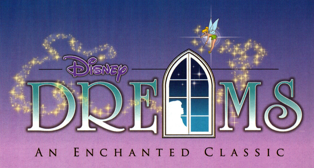 Disney Dreams Enchanted Classic Logo