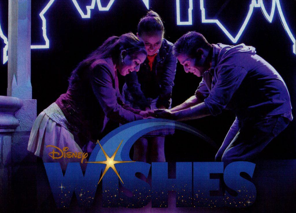 Disney Wishes Logo