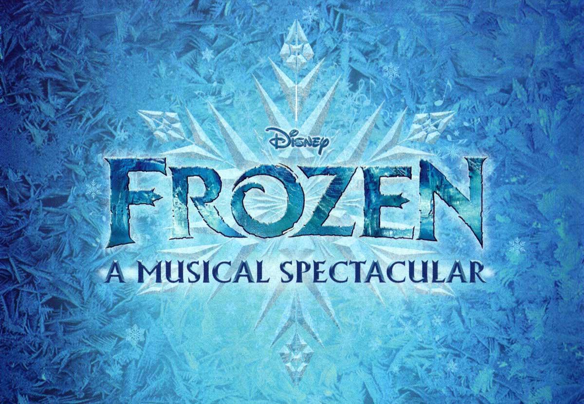 Frozen Musical Spectacular Logo