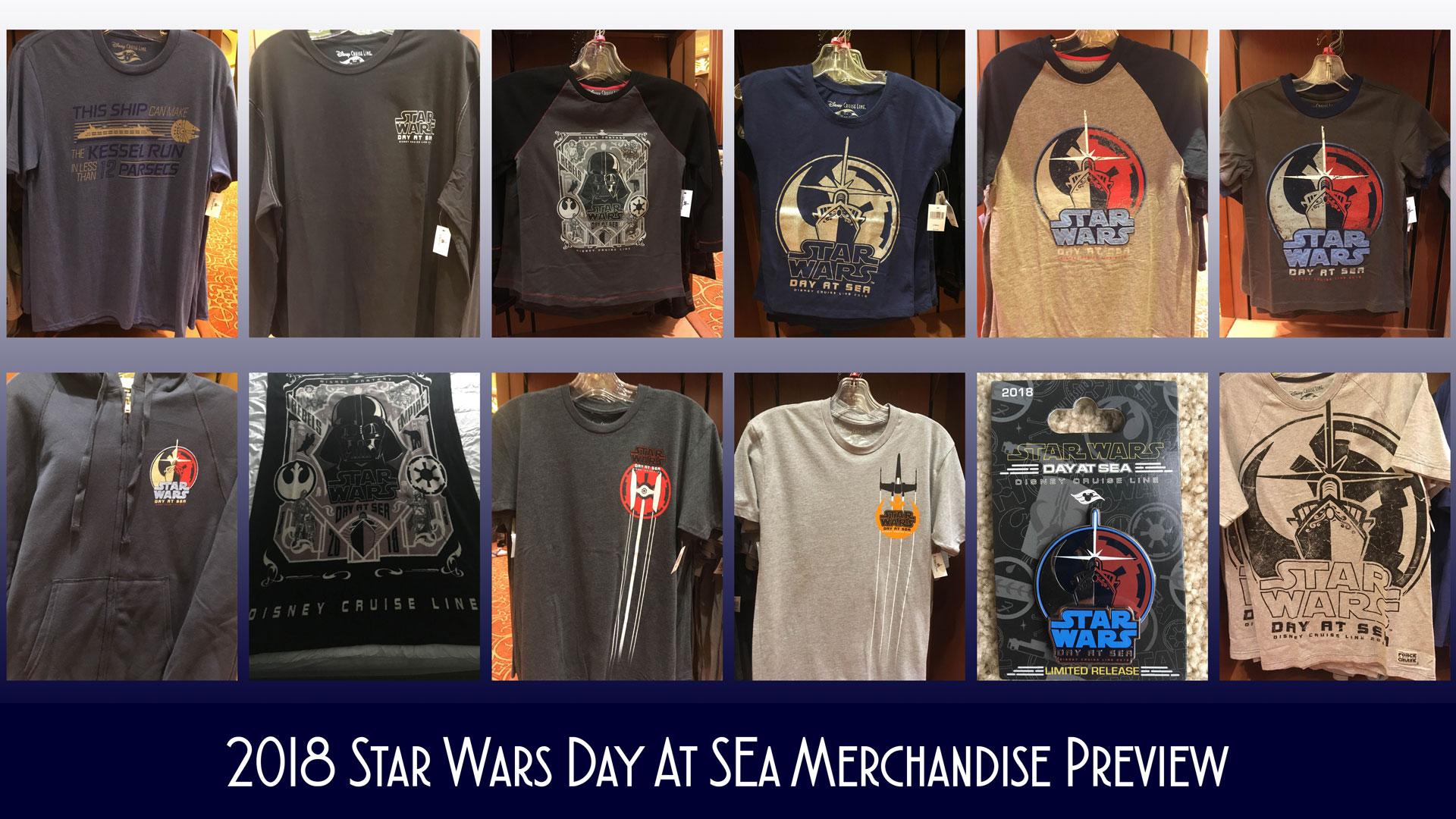 SWDAS 2018 Merchandise Preview