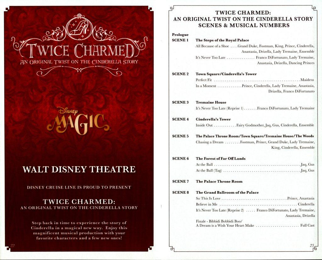 Twice Charmed Scenes 2016 Magic
