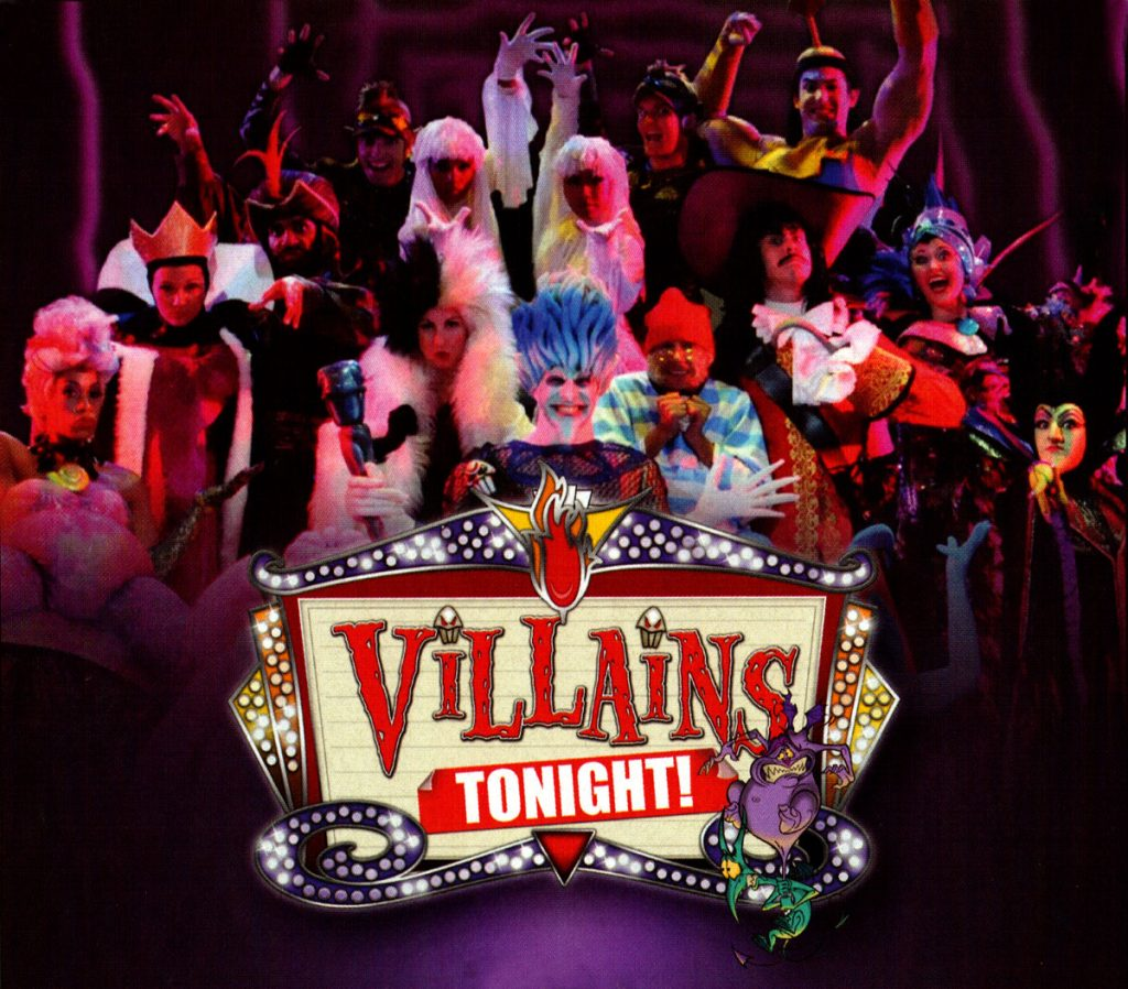 Villains Tonight Logo 2016
