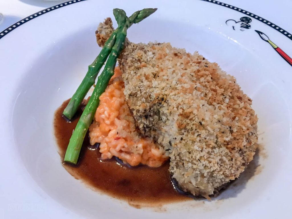 Animators Palate Herb Crusted Pork Chop