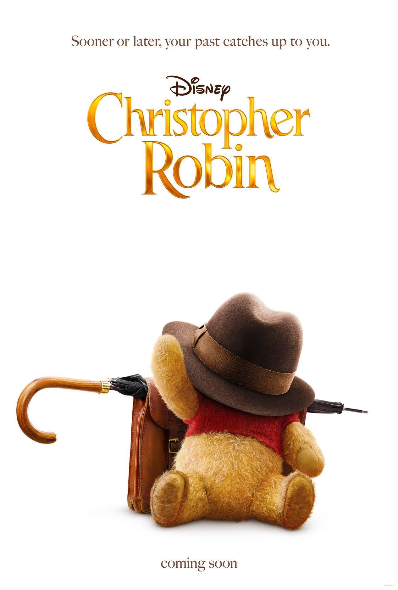 Christopher Robin Teaser Movie Poster