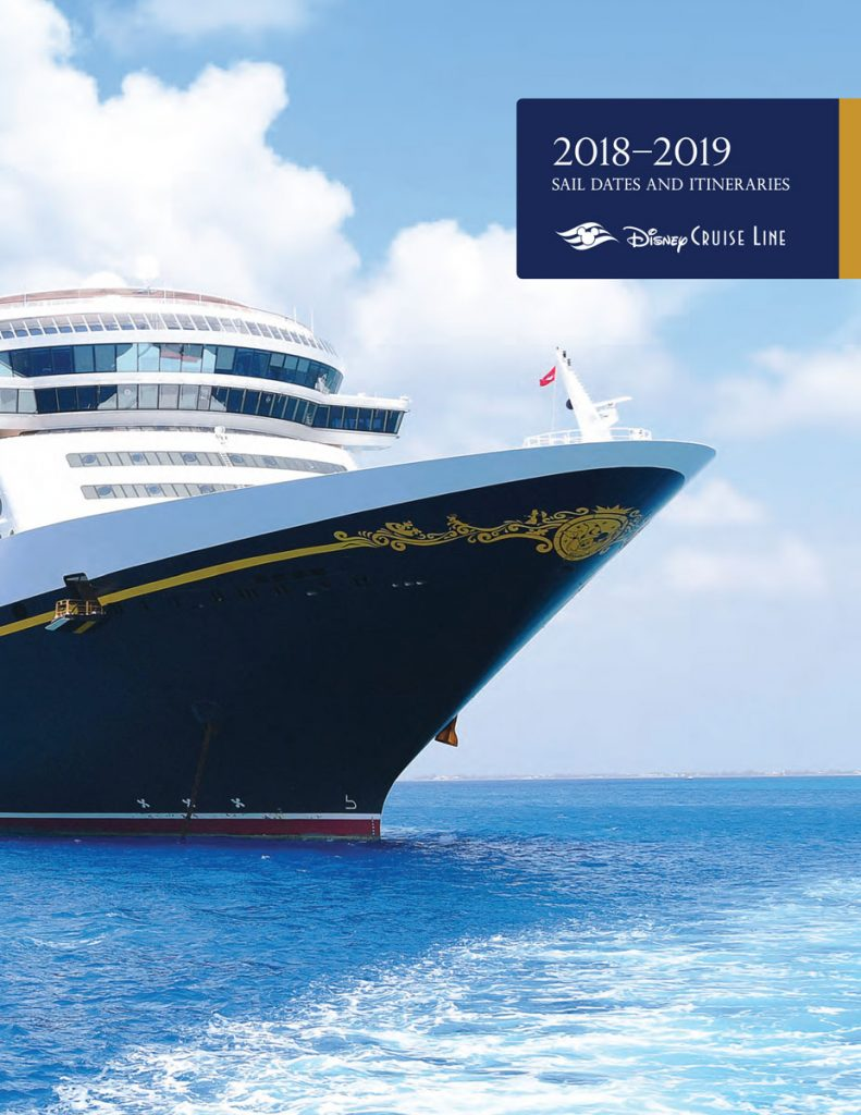 DCL Itinerary Brochure March 2018 2019 Summer Dates