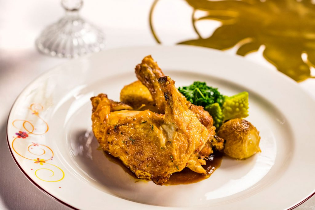 DCL RRT Food Oktoberfest Lemon And Thyme Roasted Chicken