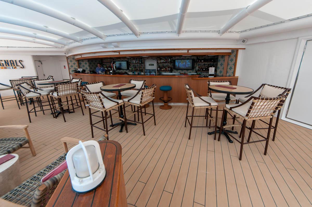 Guest Review: Adult Beverages Aboard the Disney Dream ... |Disney Cruise Bar Menu