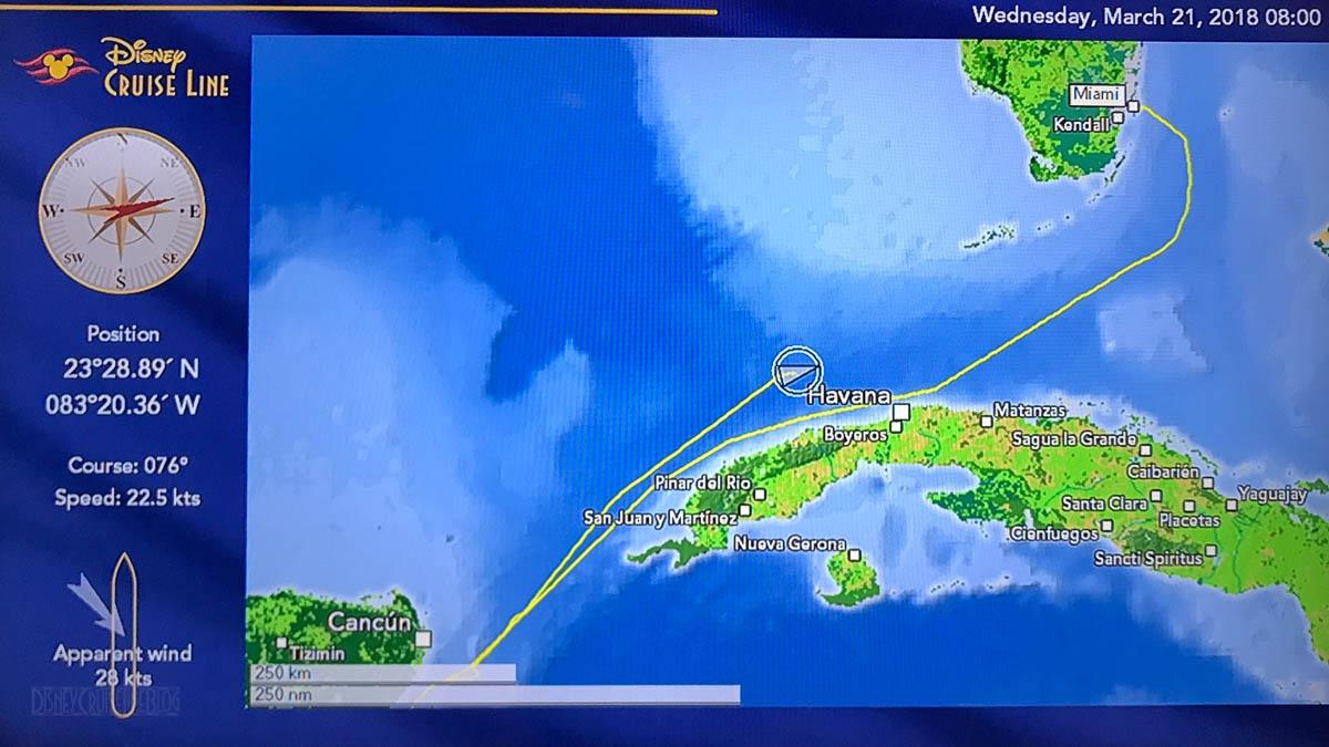 Disney Magic Staterrom Map 20180321 Sea