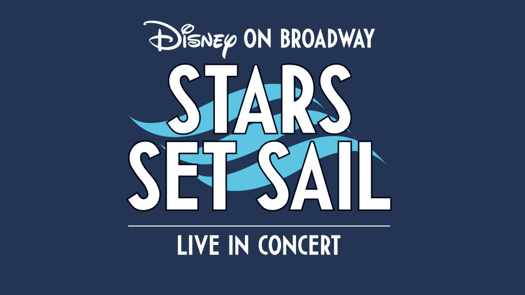 Disney On Broadway Stars Set Sail Logo