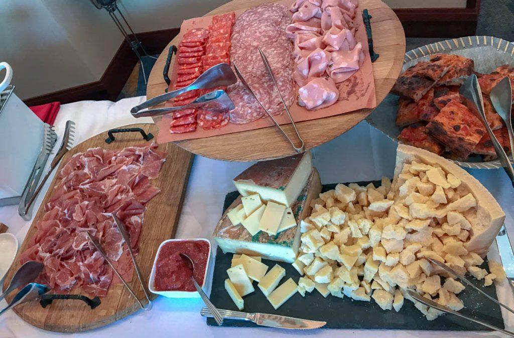 Disney Springs Maria Enzos Brunch Charcuterie Cheese