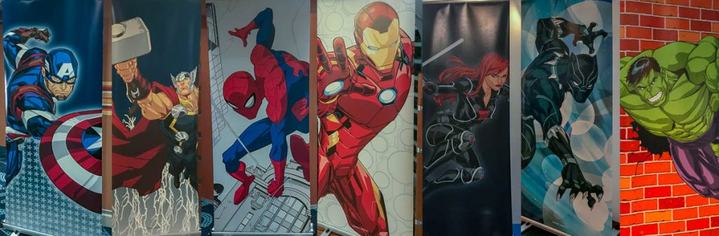 MDAS Avenger Posters