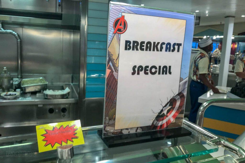 MDAS Breakfast Special