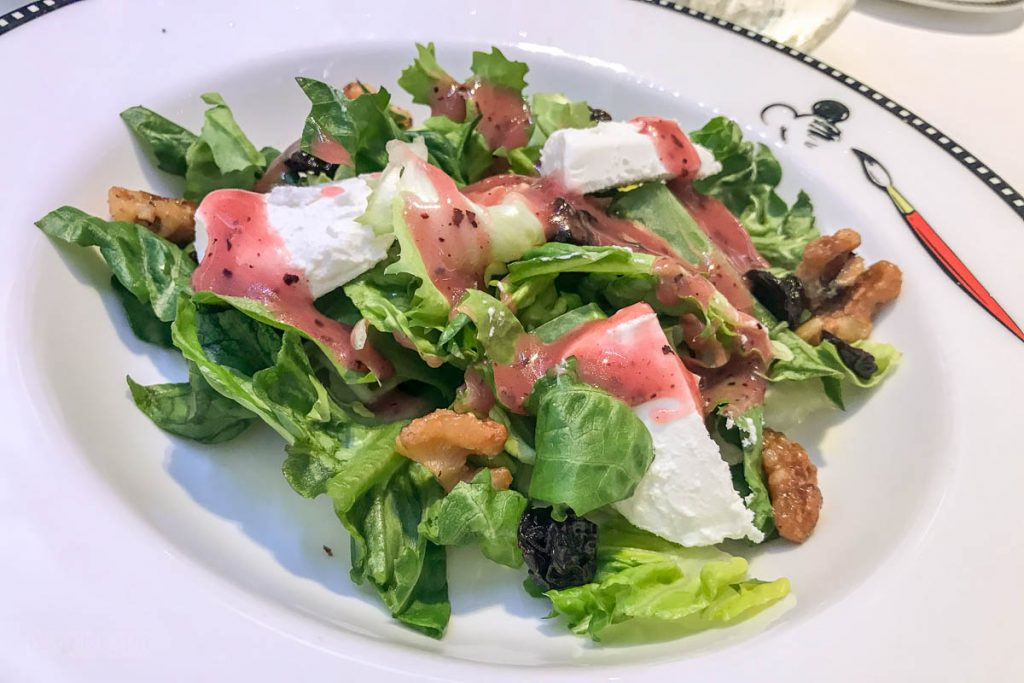 MDAS Dinner Californian Cherry And Walnut Salad