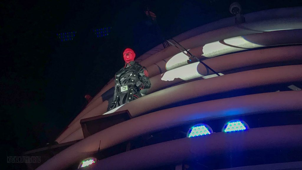 MDAS Marvel Heroes Unite Red Skull