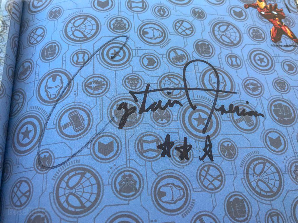 MDAS Meet & Greet Captain America Autograph