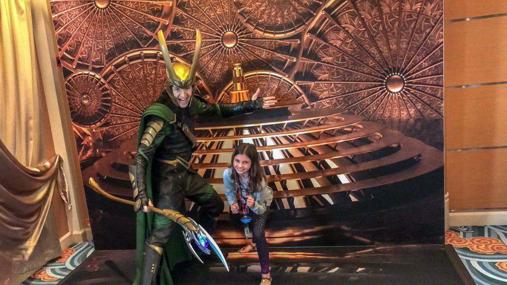 MDAS Loki Meet & Greet