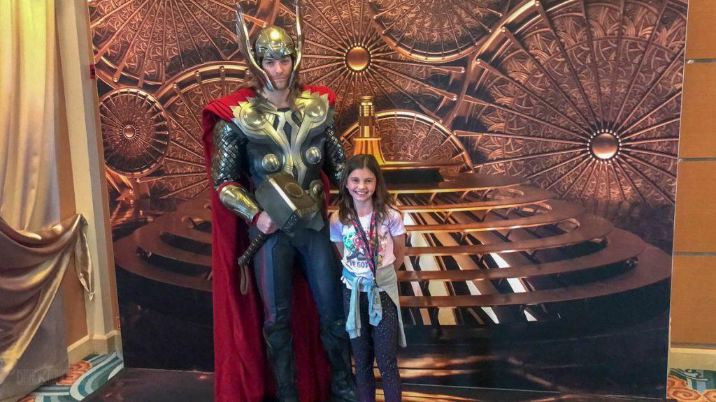 MDAS Thor Meet & Greet