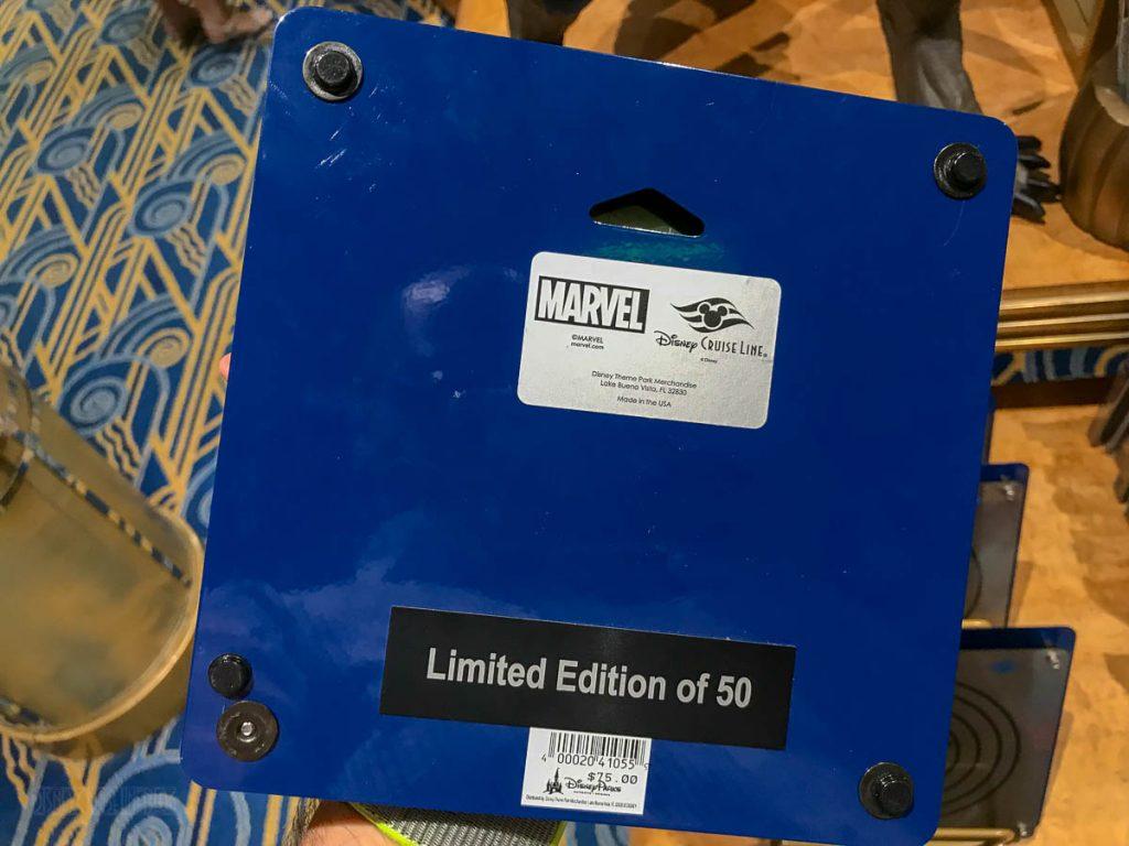 MDAS Merchandise Artwork Metal DCL Captain America Shield Price