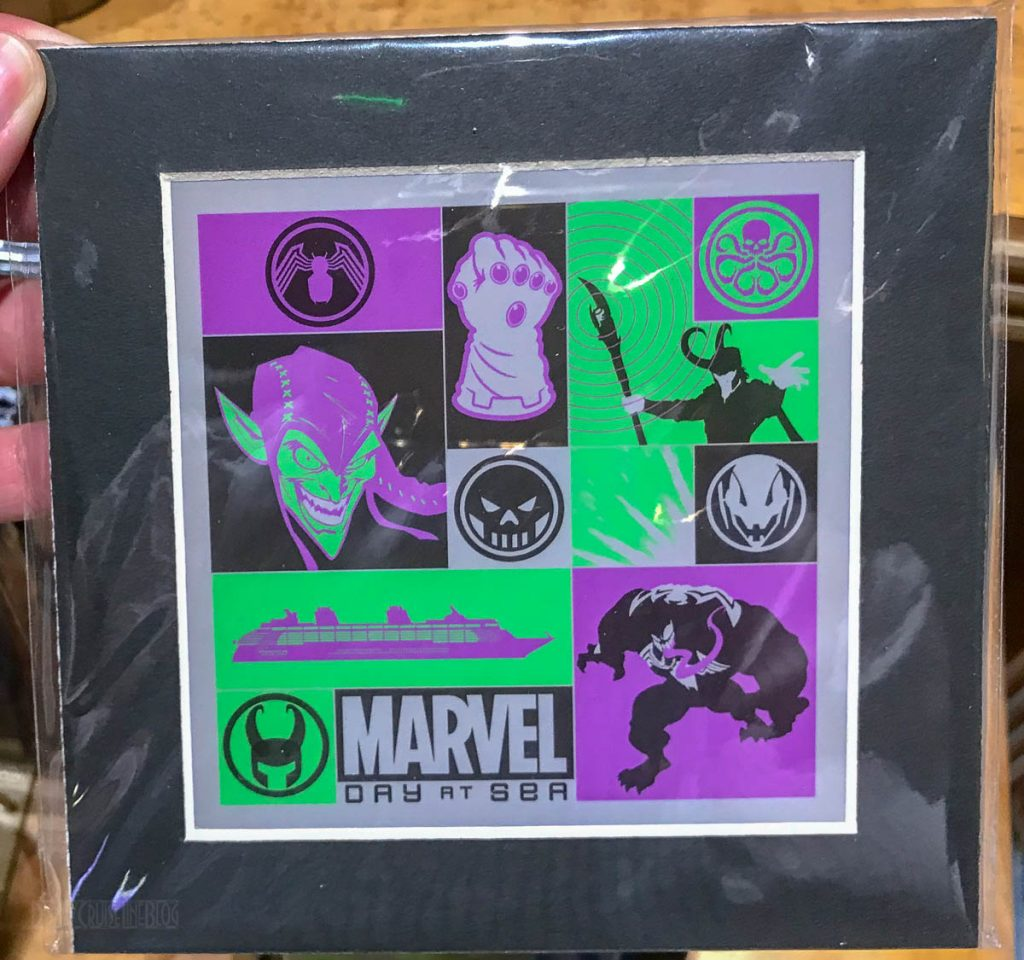 MDAS Merchandise Artwork Villains