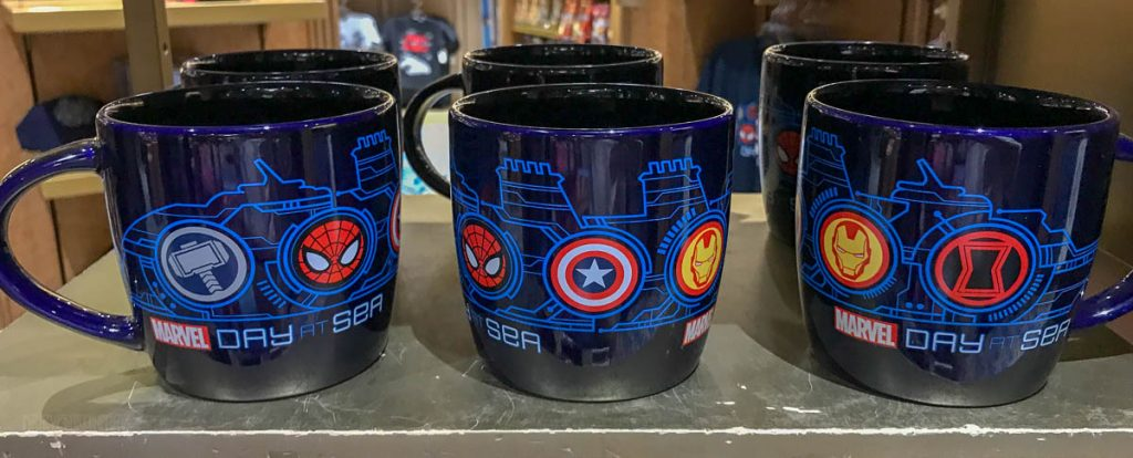 MDAS Merchandise Coffee Mugs