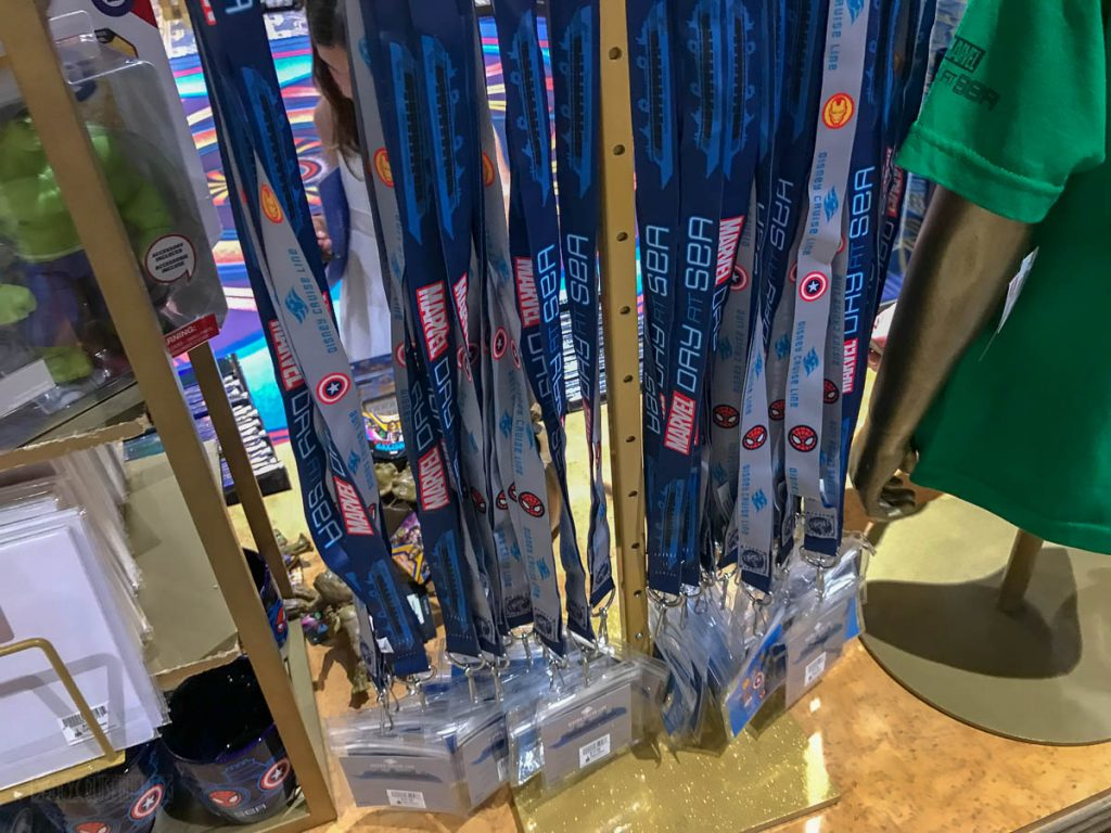 MDAS Merchandise Lanyards