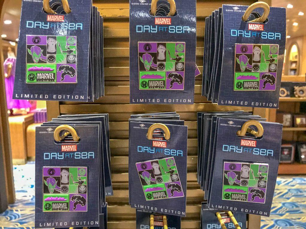 MDAS Merchandise Pins