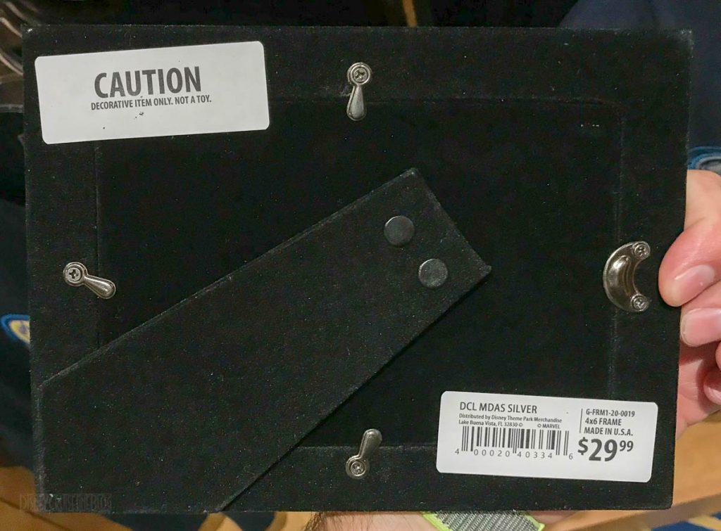 MDAS Merchandise Silver Picture Frame Price