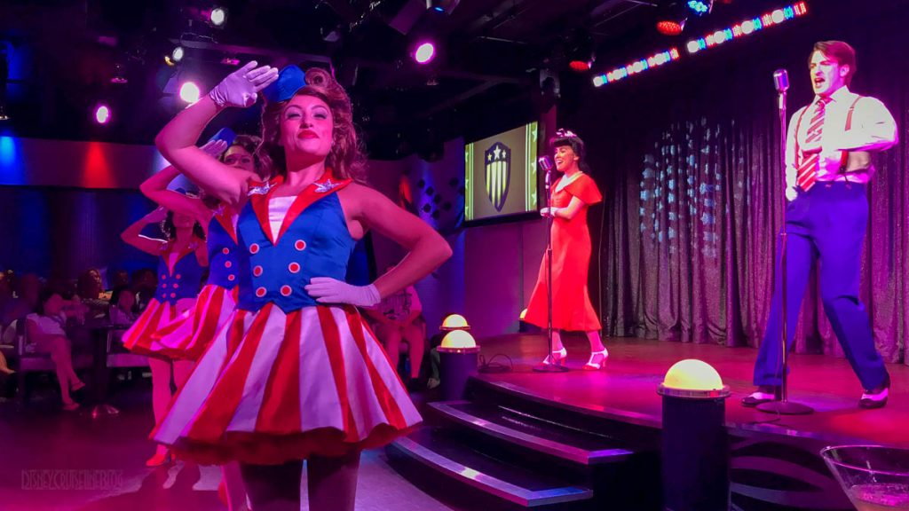 MDAS Star Spangled USO Show