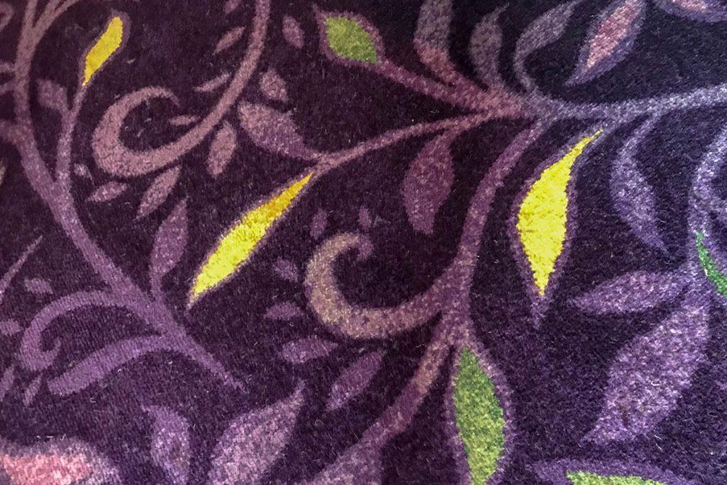 Rapunzel's Royal Table Carpet