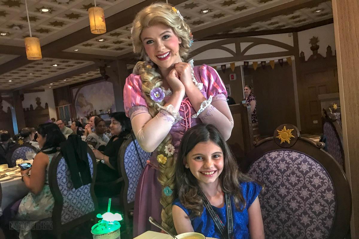Rapunzel's Royal Table Rapunzel Isabelle