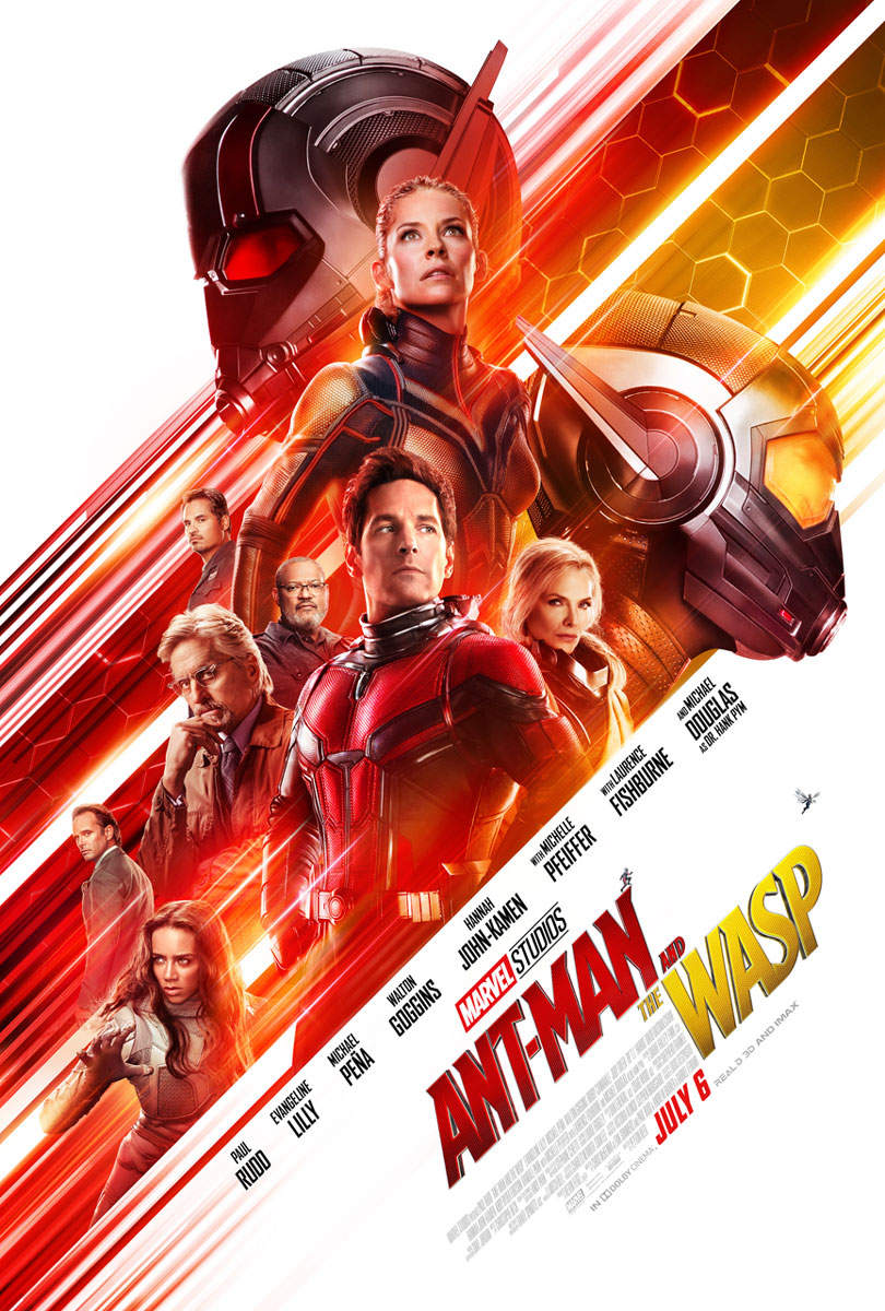 Ant Man Wasp Movie Poster