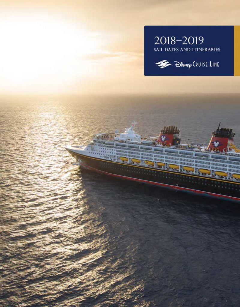 DCL Itinerary Brochure May 2018 2019 Fall Dates