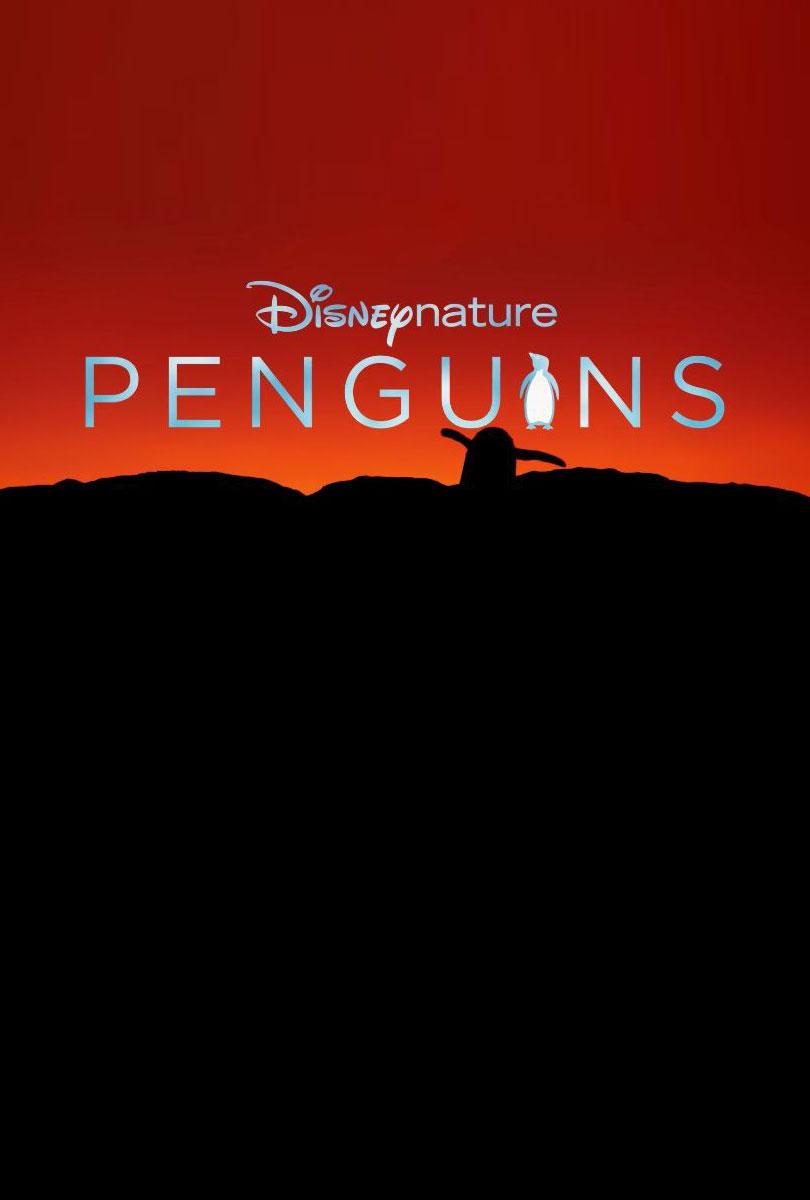 Disneynature Penguins Movie Poster Teaser