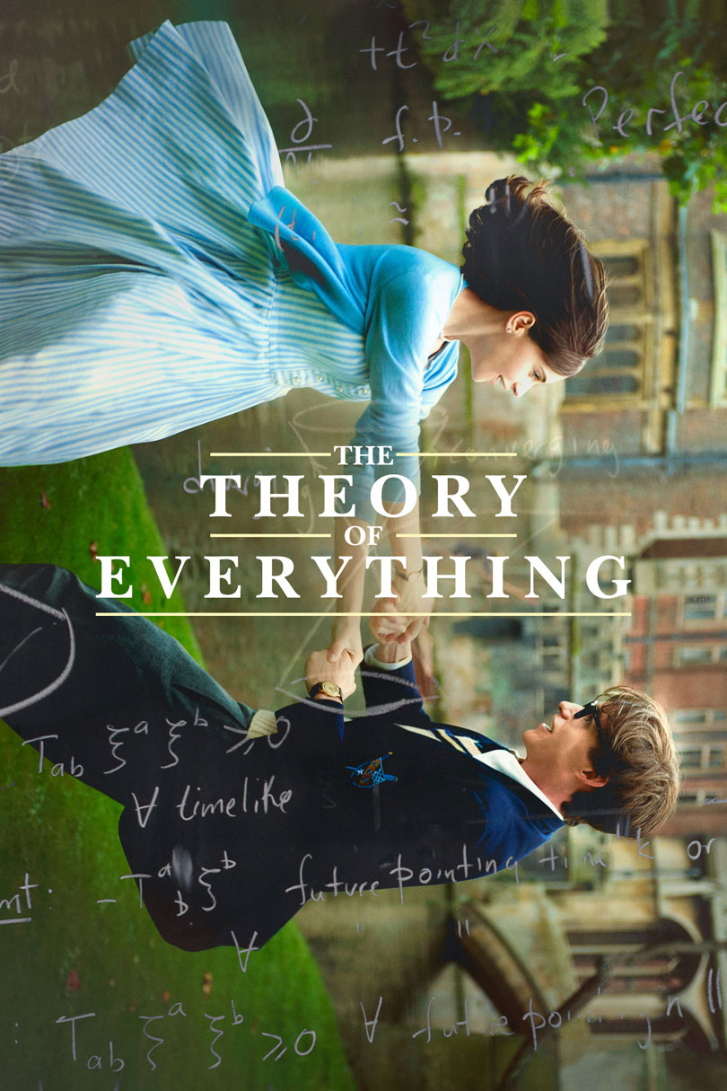 Theory Of Everything Movie Poster