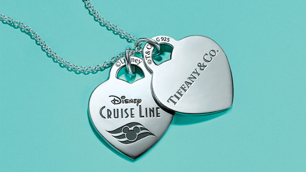 Tiffany Co DCL 2 Heart Necklace 2018